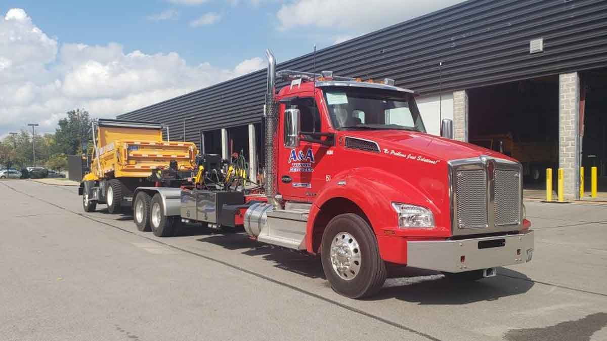 I 70 Towing >> Heavy Duty Towing St Charles St Peters O Fallon 636 300 9100